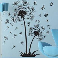Dandelion de Luxe Wall Decal