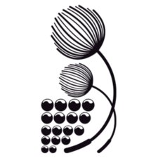 Blowball 3D Wall Decal
