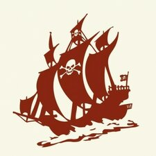 Pirate of the Sea Wall Decal