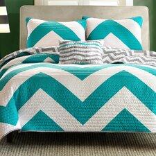 Full 4 Piece Bedspread Coverlet Set