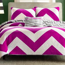 Full 4 Piece Bedspread Coverlet Set