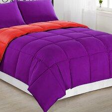 3 Piece All Season Down Alternative Comforter Set