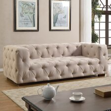 Tufted Large Sofa