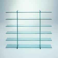 """Teso 78.7"""" Standard Bookcase"""