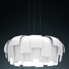Wig 3 Light Foyer Pendant