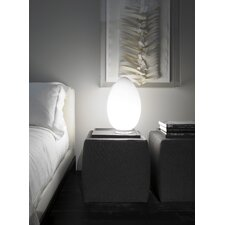 """Uovo 24.4"""" H Table Lamp with Oval Shade"""