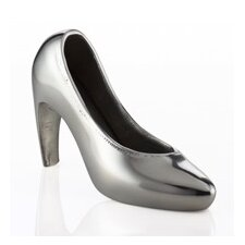 Stiletto Shoe Book End