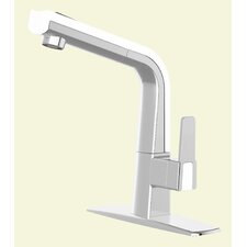 Matisse Single Handle Deck Mounted Standard Kitchen Faucet
