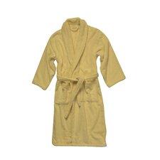 Salbakos Luxury 550 GSM Robe Plush Shawl Collar Terry Bathrobe