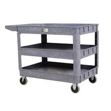 3 Shelves Utility Cart