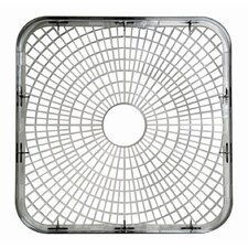 Square Herb Screen Trays (Set of 3)