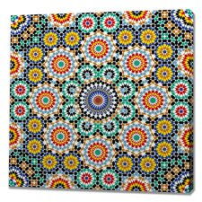 Razil Graphic Art on Wrapped Canvas