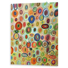 Permanence Painting Print on Wrapped Canvas