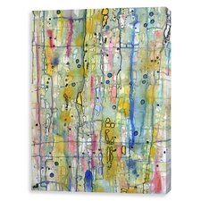 A Scene Painting Print on Wrapped Canvas