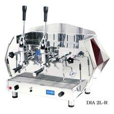 La Pavoni Diamente Lever Coffee Maker