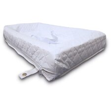 Zipped Contour Changing Pad