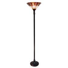 "Tiffany 72"" Torchiere Floor Lamp"