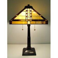 "Tiffany-style 23"" Table Lamp"