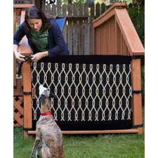 Banister to Banister Indoor/Outdoor Safety Gate