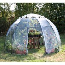 Haxnicks 11.5 Ft. W x 11.5 Ft. D Greenhouse