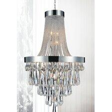 Vast 13 Light Crystal Chandelier