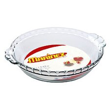 Medium Fluted Pie Dish