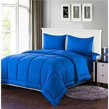 Box Stitched Comforter Set