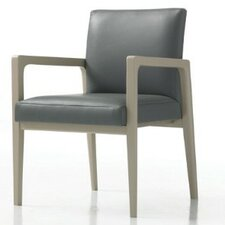 Hayden Guest Chair in Grade 3 Vinyl with Sytex Seat Support System