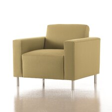 Vibe Lounge Chair in Grade 2 Fabric