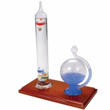 AcuRite Galileo Thermometer Barometer