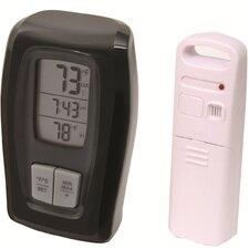 AcuRite Wireless Clock Thermometer