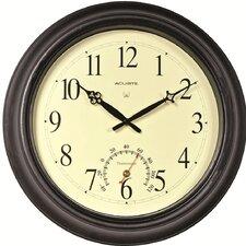 "AcuRite Oversized 18""Round Outdoor Radio-Controlled Clock"
