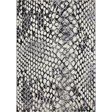 TeppichSnake in Grau