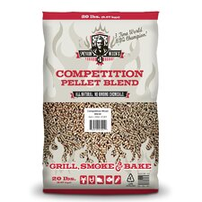 Competition Blend Wood Pellets