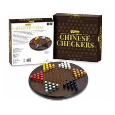 Premier Wooden Chinese Checkers