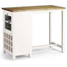 Combined Furniture Bar with WIne Storage