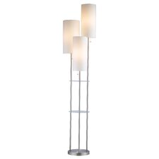 Trio 3 Light Floor Lamp
