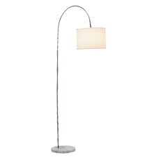 "Grace 68.5"" Arched Floor Lamp"