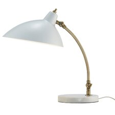 """Peggy 18"""" H Desk Lamp with Bowl Shade"""