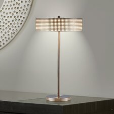 "Wilshire 27"" H Table Lamp with Drum Shade"