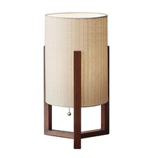 """Quinn 12"""" H Table Lamp with Drum Shade"""