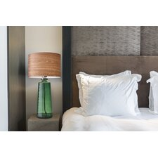 """Jade 22.5"""" H Table Lamp with Drum Shade"""