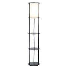 "Stewart Shelf 62.5"" Floor Lamp"