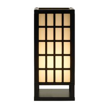 "Middleton 18"" H Table Lamp with Rectangular Shade"
