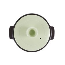 Vol 1.2-qt. Covered Ceramic Stovetop