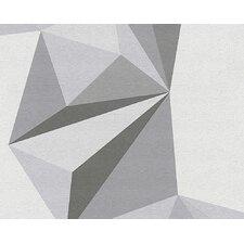 Tapete Origami 1005 cm H x 53 cm B