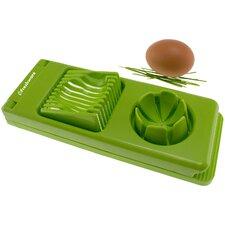 Egg Slicer and Wedger