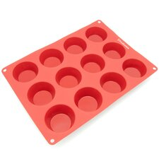 12 Cavity Silicone Mold Pan