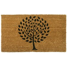 Modern Landscape Contemporary Doormat
