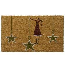 Stars Holiday Doormat